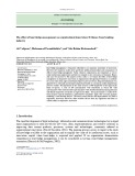 The effect of knowledge management on organizational innovation: Evidence from banking industry