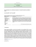 Use of orthogonal arrays and design of experiment via Taguchi L9 method in probability of default