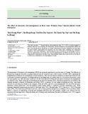 The effect of enterprise risk management on firm value: Evidence from Vietnam industry listed enterprises