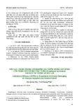 Hiệu lực trong phòng thí nghiệm của tuyến trùng gây bệnh côn trùng đối với mọt đục thân (Euwallacea fornicatus) hại keo tai tượng và keo lai