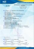 Đề thi minh họa THPT Quốc gia môn Toán năm 2020 - Đề số 16