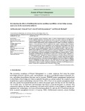 Investigating the effects of building information modeling capabilities on knowledge management areas in the construction industry