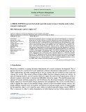 A CRITIC-TOPSIS framework for hybrid renewable energy systems evaluation under techno-economic requirements