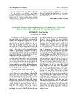Thí nghiệm đồng ruộng đánh giá hiệu lực sinh học của thuốc bảo vệ thực vật - Góc nhìn từ các tài liệu đã đọc