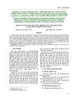 Nghiên cứu đặc điểm sinh học, diễn biến mật độ và biện pháp phòng trừ sâu đục cuống quả vải [(Conopomorpha sinensis Bradley (Lepidoptera: Gracillariidae)] trên vải lai chín sớm tại Phù Cừ, Hưng Yên