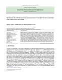 Optimization and prediction of sintering process parameters for magnetic abrasives preparation using response surface methodology