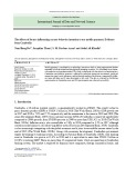 The effects of factors influencing on user behavior intention to use mobile payment: Evidence from Cambodia