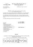 Công văn số 19265/QLD-ĐK