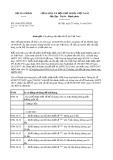 Công văn số 14301/BTC-HTQT
