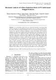Harmonic analysis of 3-Phase induction motor at PT. indocement Tunggal Prakarsa