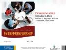 Lecture Entrepreneurship: Chapter 11 - William D. Bygrave, Andrew Zacharakis, Sean Wise