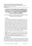 Strategy for the development of coastal village - owned enterprises (bumdes) as a form of independent village development