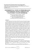 Experimental study of performance and emission characteristics of waste beef tallow biodiesel