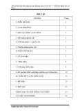 Sáng kiến kinh nghiệm: Một số biện pháp lồng ghép giáo dục kỹ năng sống cho trẻ MN 3 – 4 tuổi tại trường MN Cư Pang