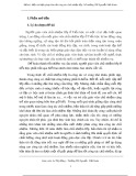 Sáng kiến kinh nghiệm: Một vài biện pháp làm tốt công tác chủ nhiệm lớp 3 ở trường TH Nguyễn Viết Xuân