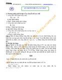Bài giảng Chuyên đề Vật lý 10 - Chương 7: Chủ đề 4