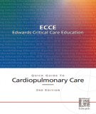 Quick guide to Cardiopulmonary Care: Part 1