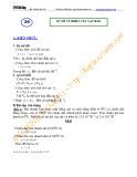 Bài giảng Chuyên đề Vật lý 10 - Chương 7: Chủ đề 2