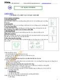 Bài giảng Chuyên đề Vật lý 10 - Chương 3: Chủ đề 4