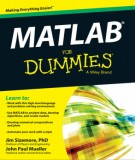 MATLAB® for dummie: Part 1