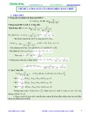 Bài giảng chuyên đề luyện thi đại học Vật lý – Chương 4 (Chủ đề 3): Công suất dòng điện xoay chiều
