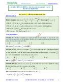 Bài giảng chuyên đề luyện thi đại học Vật lý – Chương 4 (Chủ đề 5): Độ lệch pha - Phương pháp giản đồ vectơ – Bài toán hộp đen