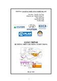 Giáo trình Hệ thống nhiên liệu động cơ đốt trong - CĐ Nghề Công Nghiệp Hà Nội
