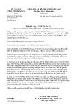 Công văn số 6171/TCHQ-TXNK