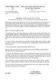 Công văn số 6076/BKHĐT-ĐKKD
