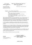 Công văn số 6569/TCHQ-GSQL