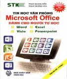 Tin học văn phòng Microsoft Office dành cho người tự học: Phần 2