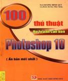 100 thủ thuật xử lý ảnh căn bản Photoshop 10: Phần 2
