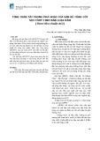 Tính toán tải trọng phá hoại của sàn bê tông cốt sợi thủy tinh bản loại dầm (theo tiêu chuẩn ACI)