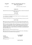 Nghị quyết số 111/2019/NQ-CP