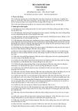 Tiêu chuẩn Việt Nam TCVN 5738:2001
