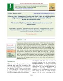 Different weed management practices and their effect on soil micro flora in spring season sweet corn (Zea mays L. saccharata) in Tarai region of Uttarakhand, India