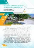 Giải pháp tăng cường kết nối nông thôn - đô thị trong xây dựng nông thôn mới