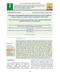 Assessment of functional properties flours from seven local varieties of cassava (Manihot esculenta Crantz) consumed in côte D'ivoire