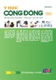 Tạp chí Y học cộng đồng: Số 6 (53)/2019