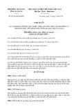 Nghị quyết số 05/2019/HĐND tỉnh AnGiang