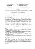 Nghị quyết số 04/2019/HĐND tỉnh Hậu Giang