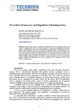 Swiss Direct Democracy and Regulation of Banking Sector
