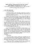 Hướng dẫn quy trình sản xuất theo tiêu chuẩn Vietgap trên cây nhãn (Dimocarpus longan)