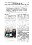 Sử dụng máy móc thiết bị trong công tác đào tạo ở trường Đại học Xây dựng miền Trung