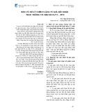 Bàn về xử lý chênh lệch tỷ giá hối đoái theo Thông tư 200/2014/TT – BTC