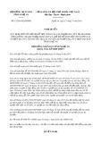 Nghị quyết số 12/2019/NQ-HĐND tỉnh NghệAn