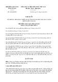 Nghị quyết số 14/2019/NQ-HĐND tỉnh YênBái