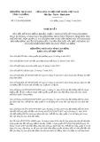 Nghị quyết số 17/2019/NQ-HĐND tỉnh CaoBằng