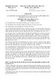 Nghị quyết số 11/2019/NQ-HĐND tỉnh LàoCai