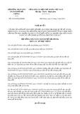 Nghị quyết số 18/2019/NQ-HĐND tp HảiPhòng
